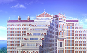Introducing the Background Artwork of the Seidoukan Academy Female Dormitory